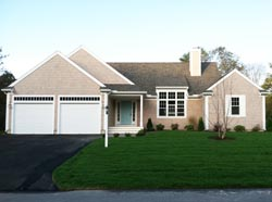 We offer new home construction on cape cod and home remodeling on cape cod.